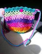 Rainbow Sling Bag