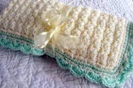 Modern Grace Baby Blanket 2