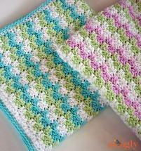 Stripes-and-Blocks-Blanket-Pair 1