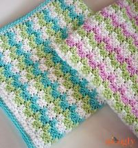 Stripes-and-Blocks-Blanket-Pair 1