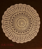Summer Splendor Doily